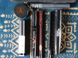 My make-up bag eyes