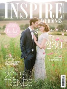 Inspire Weddings Magazine Spring 2015