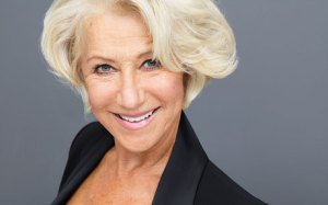 Helen Mirren for L'Oréal