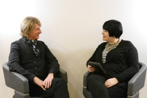Nikki Taylor interviews Ian Carmichael personal hairdresser to Her Majesty The Queen