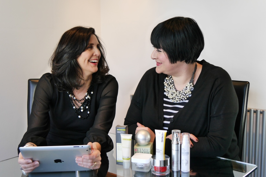 Tracey McAlpine & Nikki Taylor review neck products