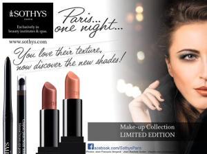 Sothys seasonal makeup SS15