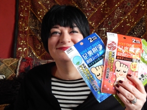 Japanese beauty haul from Daiso