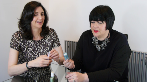 Beauty expert Nikki Taylor & Tracey McAlpine talk about Scentered