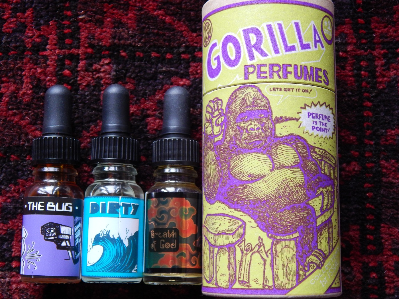 Perfumes by Gorilla