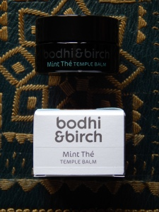 bodhi & birch Mint Thé Temple Balm