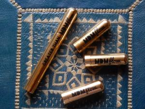 MDMflow lipsticks & mascara
