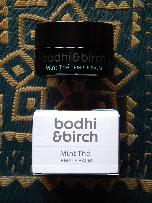 Mint The Temple Balm