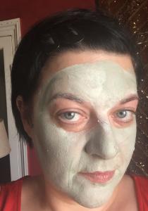 Nikki Taylor using Perricone MD Chloro Plasma