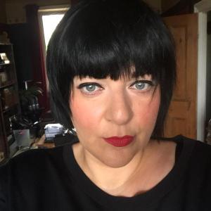Nikki Taylor wears MDMflow lipstick in Supreme