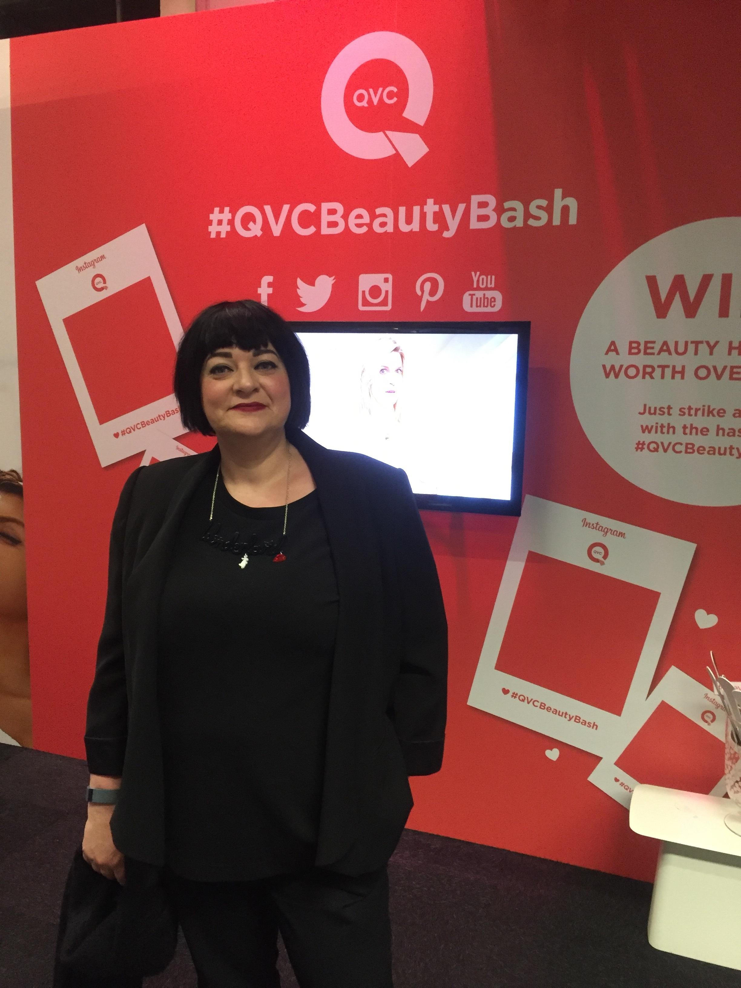 Nikki Taylor at the QVC Beauty Bash