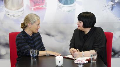 Nikki Taylor interviews Kate Shapland