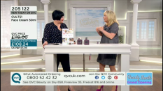 Nikki Taylor with Alison Young on QVC TV