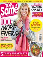 Top Santé Magazine (UK) March 2018 Cover