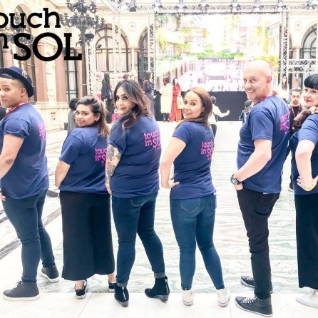 Team Touch in SOL