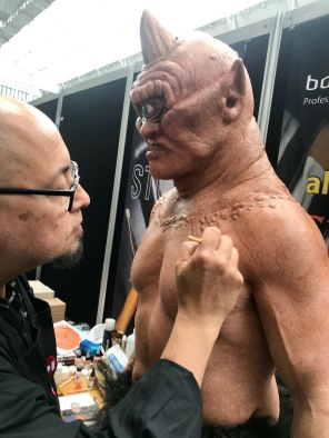 Thomas Surprenant at work at IMATS