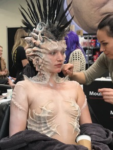 Vincent de Monfreid's creation takes shape at IMATS