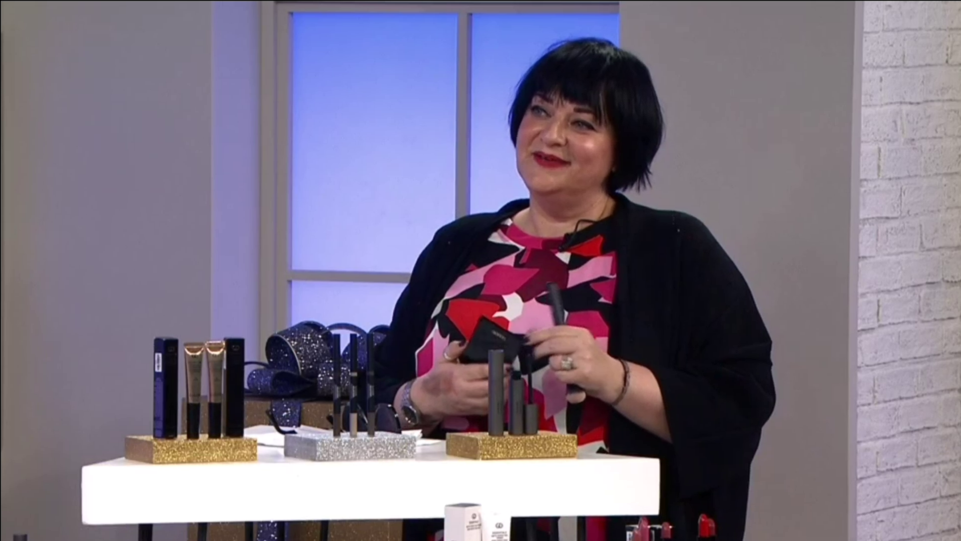Nikki Taylor on QVC TV