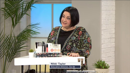 Nikki Taylor on QVC TV